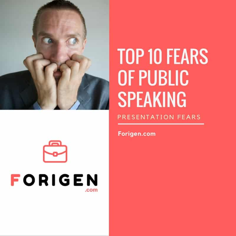 Presentation Fears