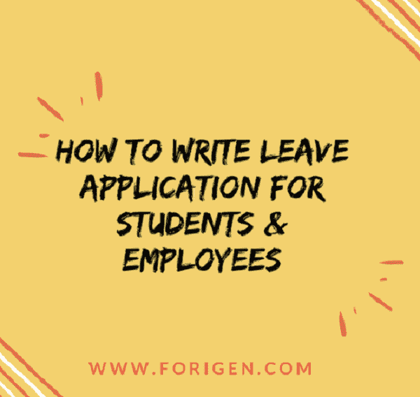 Application for Urgent Piece of Work: Format, example and