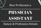 How to become a Physician's Assistant