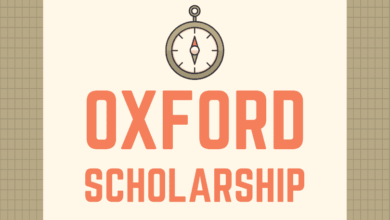 Oxford University Scholarship