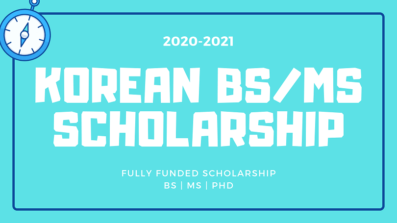 2020 Korean Government Scholarship