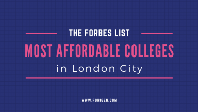 Most Affordable Colleges and Universities in London
