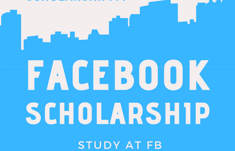 Facebook Scholarship - fb scholarship online application process