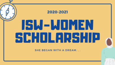 Scholarship for Women 2020-2021