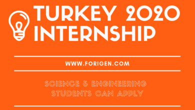 Turkey internships