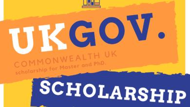 UK Government Scholarship