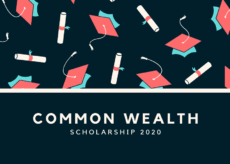 Common Wealth Scholarship 2020