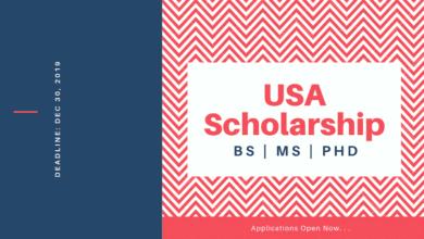 USA Scholarship