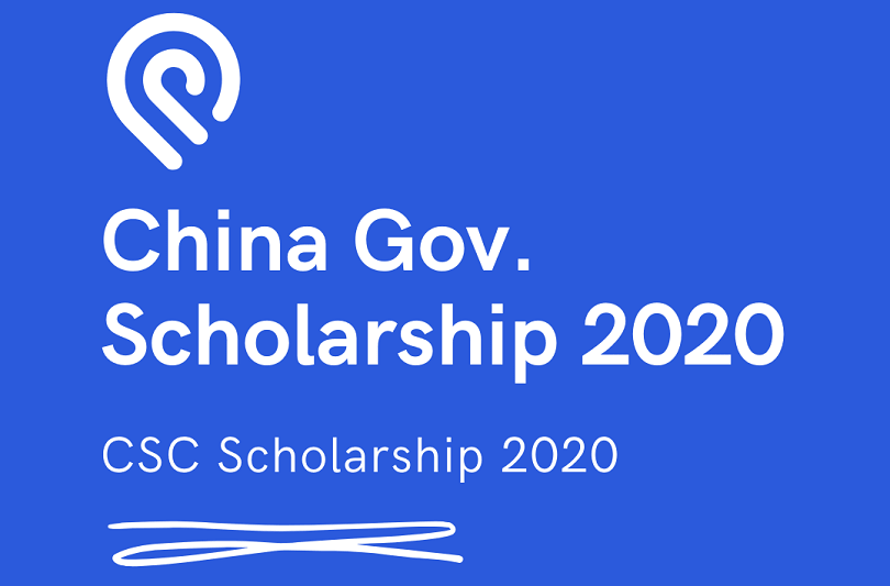 China Government Scholarship 2020 - CSC Scholarship 2020