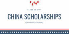 China Scholarships 2020 by SJTU University