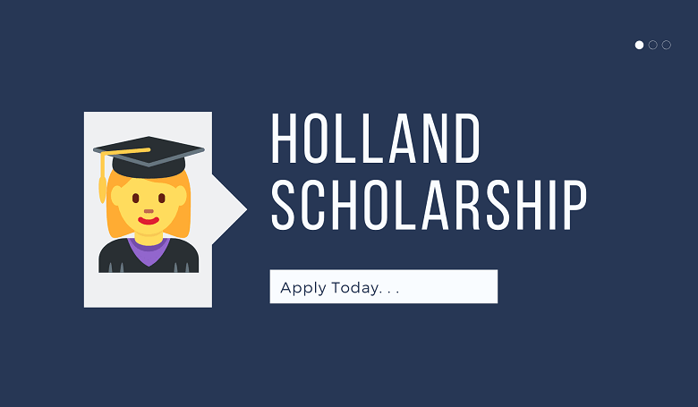 Holland Scholarships