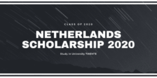 Netherlands Scholarship 2020 - Twente University Scholarship