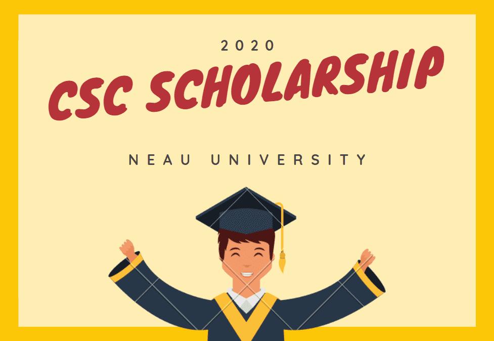 Northeast Agricultural University (NEAU) CSC Scholarship 2020