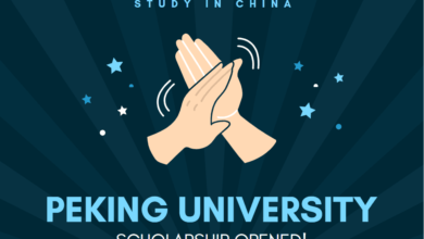 Peking University Scholarship 2020 - Chinese Government Scholarship