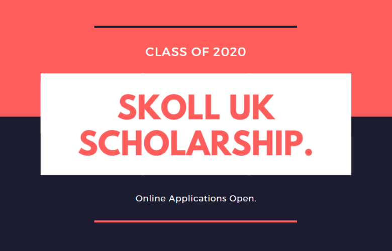 Skoll MBA Scholarship UK