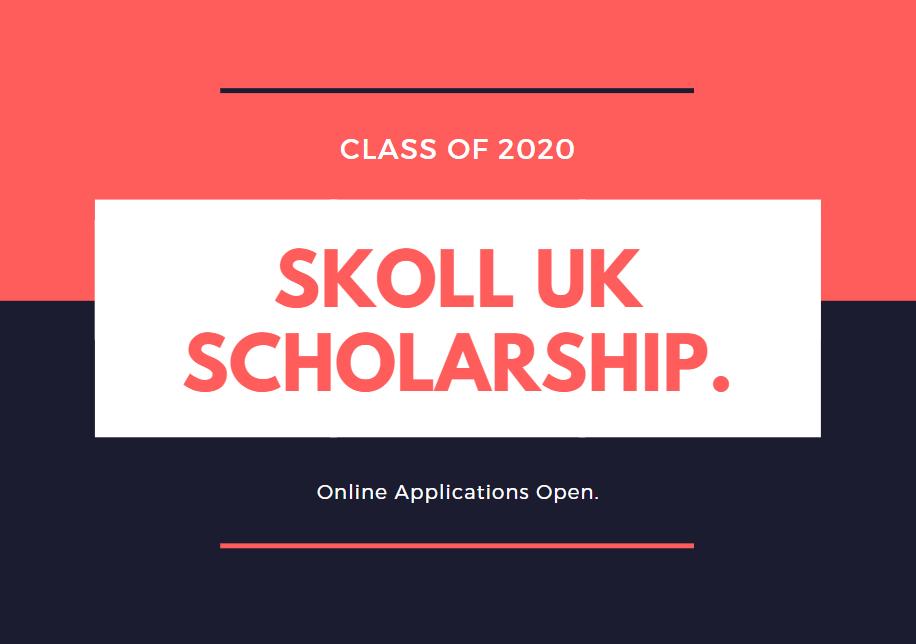 Skoll MBA Scholarship UK