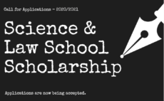 Science & Law School Scholarship 2020-2021