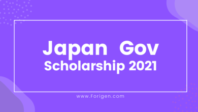 Japan Fukuoka City Scholarship for BSMSPhD 2021