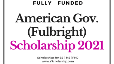 US Fulbright Scholarship 2020-2021 Call for Applications