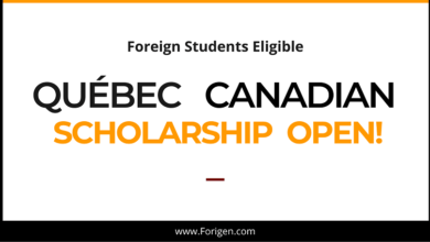 Québec Merit Scholarships for International Students 2021 - Scholarships in Canada