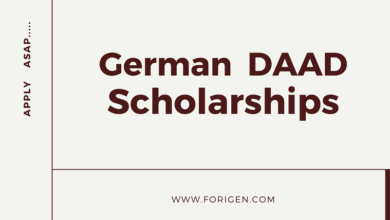 DAAD Graduate School Scholarships Programme (GSSP)