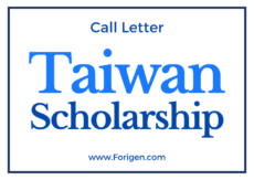 Taiwan Government Scholarships 2021-2022 Bachelor, Masters & PhD International Students