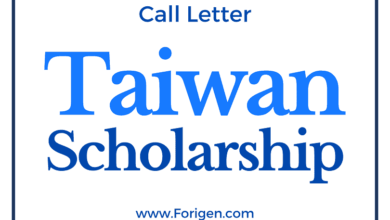 Taiwan Government Scholarships 2021-2022 Bachelor, Masters & PhD International Students