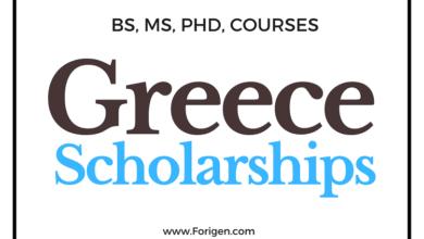 Greece Scholarships List of Top 5 Top Scholarships in Greece