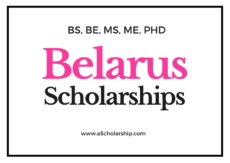 Scholarships in Belarus