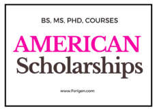 United States of America (USA) Scholarships