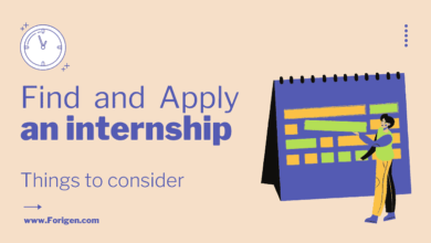 How to Find and Apply for an Internship in Internship Vacancies
