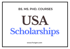 List of Top 10 Scholarships in United States