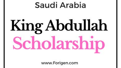 King Abdullah University of Science & Technology (KAUST) Scholarship 2021-2022 (Saudi Arabia) - Call for Applications