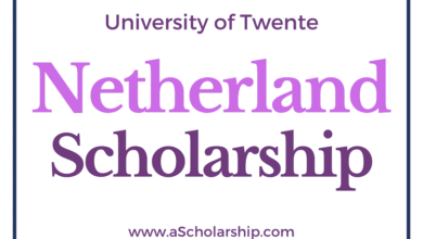 University of Twente Scholarship 2021-2022 (Netherlands) Call for Applications