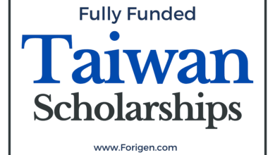 2021 Taiwan Scholarships Submit Your Taiwanese Scholarship Application Today!