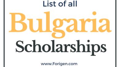Bulgarian Scholarships 2021-2022: Get Free Education in Bulgaria!