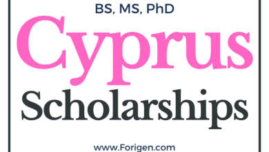 Cyprus Scholarships - Call for Applications