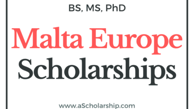 Malta Scholarships 2021-2022 (BS, MS, PhD)