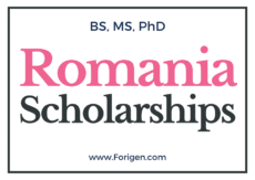 Romania Scholarships List of Scholarships for Students in Romanian Universities Open Now