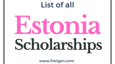 Scholarships in Estonia 2021-2022 Grab a fully Funded Estonian Scholarship!