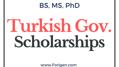 Turkey Government Scholarship 2021 Online Applications Portal Open