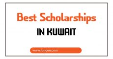 Kuwait Scholarships