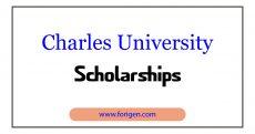 Charles University scholarships