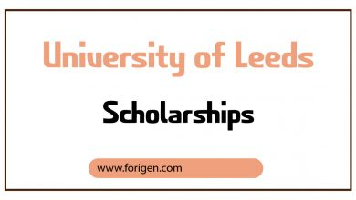 University of Leeds Scholarships