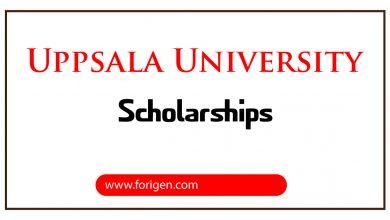 Uppsala University Scholarships