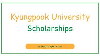 Kyungpook University Scholarships