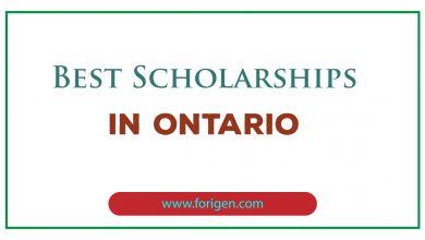 Best Scholarships in Ontario