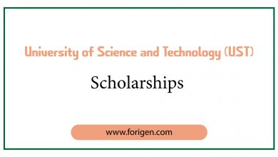 University of Science and Technology (UST) Scholarships