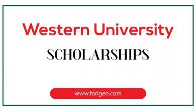 Western University Scholarships
