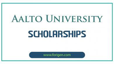 Aalto University Scholarships